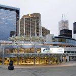 Metro Toronto Convention Centre Front Entrance
