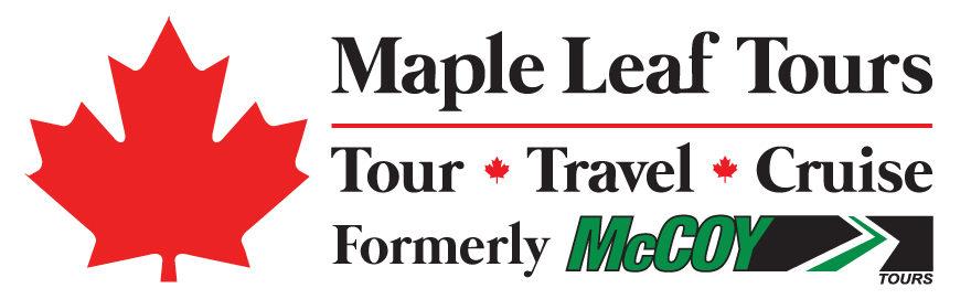 Maple Leaf Tours Belleville Ontario