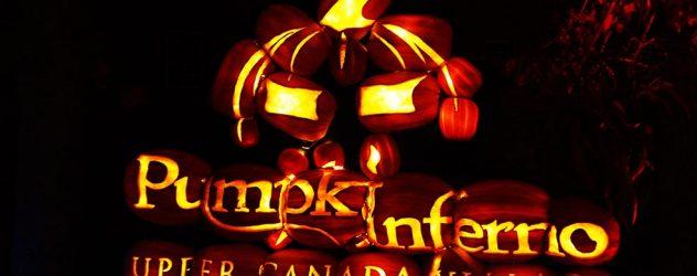 Image result for Pumpkinferno  в  Upper Canada Village